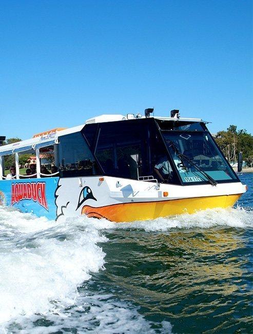 Aquaduck Gold Coast City Tour