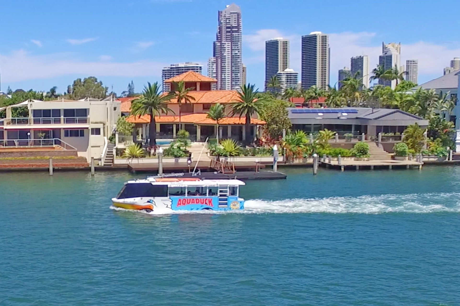 Duck Tour Gold Coast