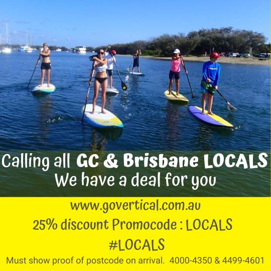 Go Vertical Locals discount