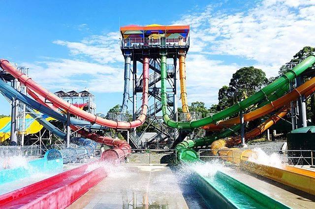 wet n wild Gold Coast