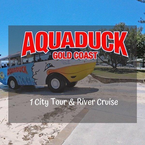 1 Hour Gold Coast Tour