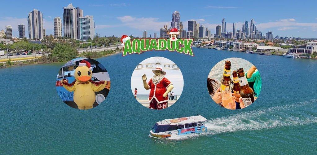Aquaduck Christmas Tours