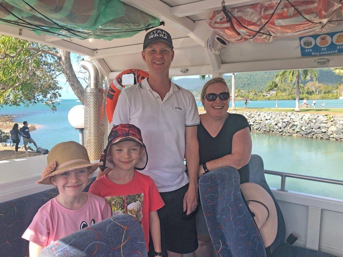 Aquaduck Owners the Colgates