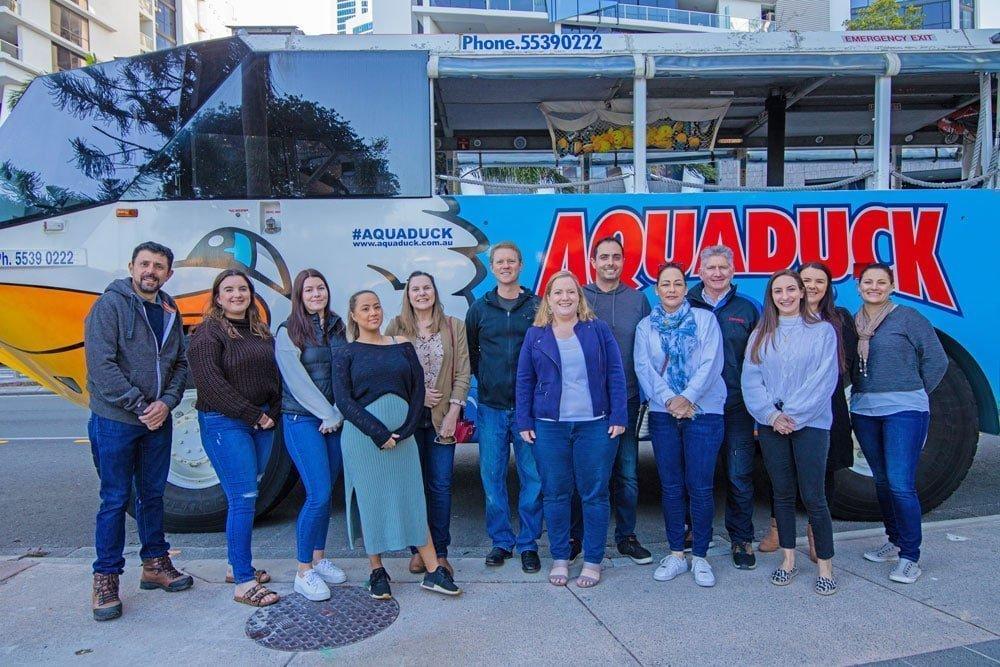 Duck Bus City Tour