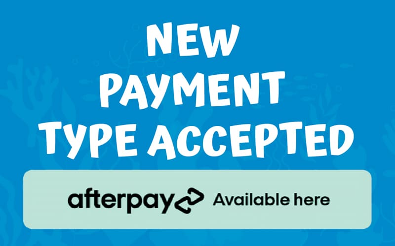 Payment Types Available