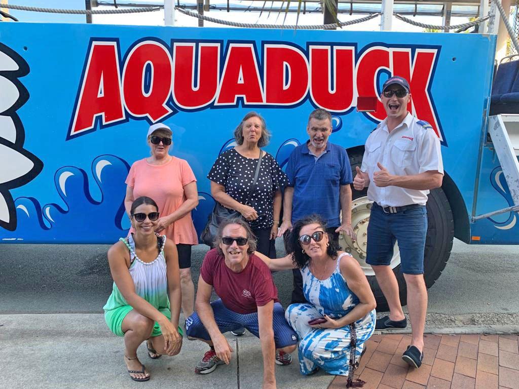 Aquaduck-Sunshine-Coast-Customers