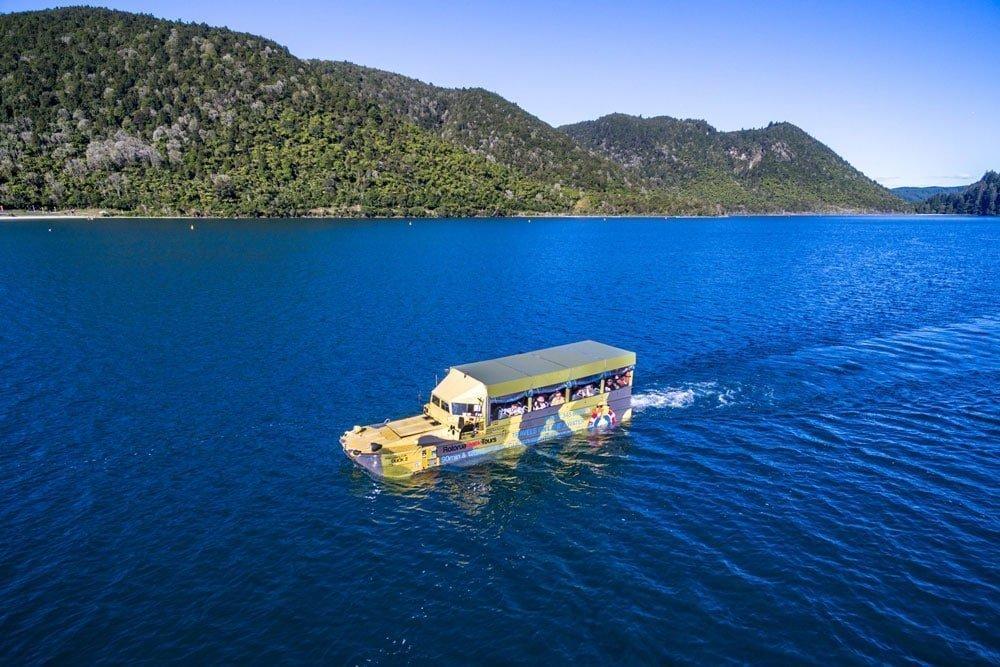 New Zealand Duck Tours