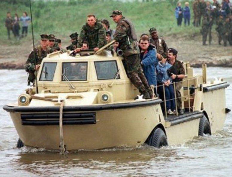 Military-Aquaduck