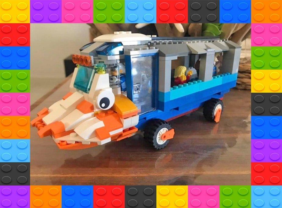 Lego Aquaduck