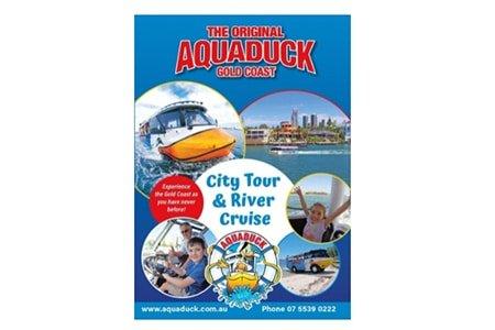 Aquaduck A4 Brochure
