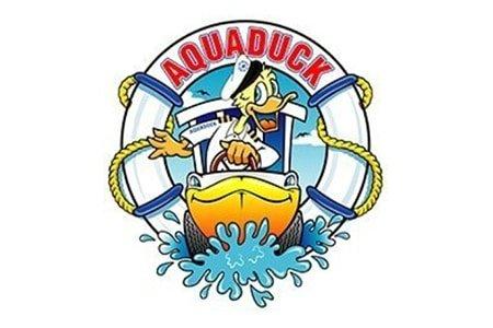 Aquaduck Circle Logo