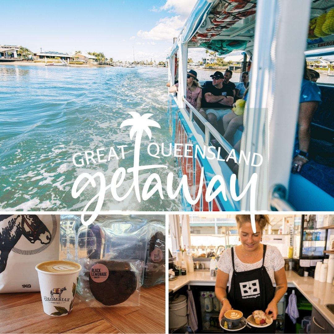 Great Qld Getaway Sunshine Coast