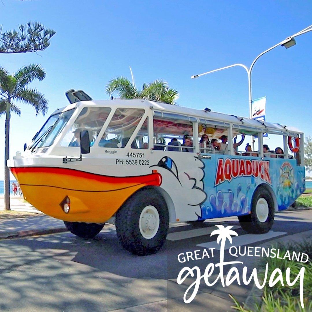 Great Qld Getaway offer