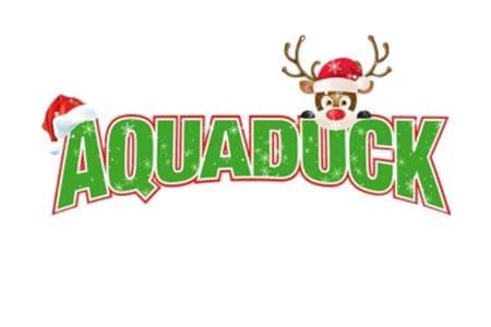 Aquaduck Xmans Logo